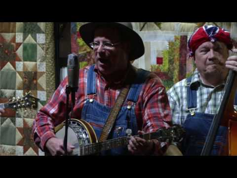 Five Pounds of Possum : Leroy Troy and The Tennessee Mafia Jug Band @ The Red Room, Cookstown