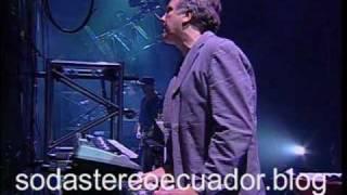 Prófugos Soda Stereo - Guayaquil Me Verás Volver con Daniel Sais 2007-10-27