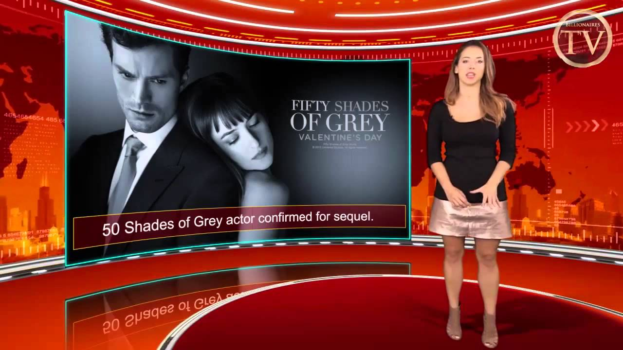 Jamie Dornan Confirms Lead Role in Fifty Shades Sequels ...