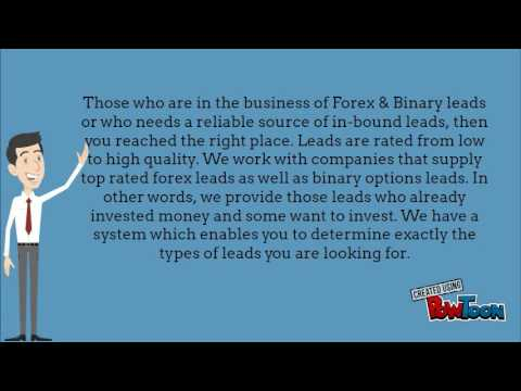 Binary & Forex Targeted Leads Generation