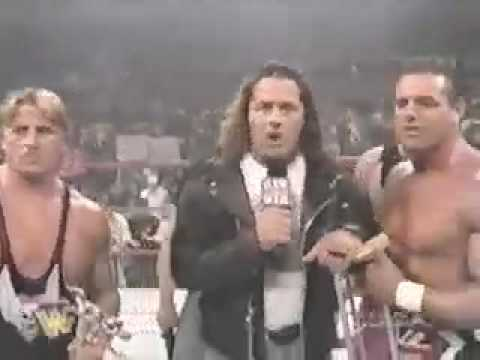Bret hart had sex with sunny