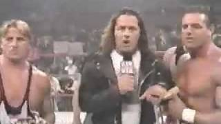 """Bret Hart/Shawn Michaels """"Sunny Days"""" Comment"""