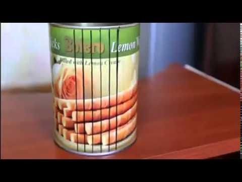 Como hacer un rallador casero de lata