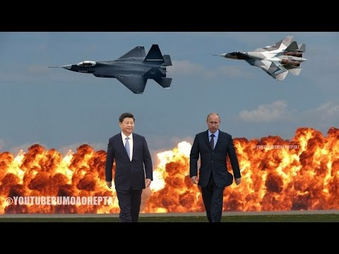 China-Russia Military Alliance: D-Day - China-Rússia Aliança Militar: O Dia D