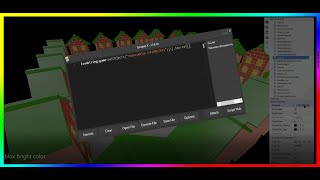 Roblox Script : How to change the brightness and color with dex explorer