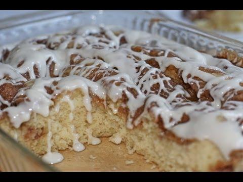 Cinnamon Roll Coffee Cake Recipe (It was a good morning)