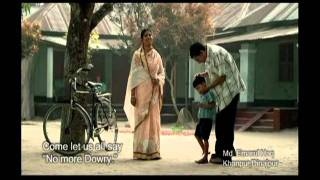 Bangladesh MOWCA Communications Campaign on Violence Against Women 2010 2011