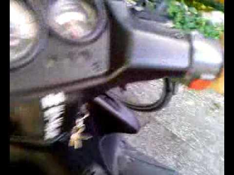 Schema Elettrico Mbk Booster : Aerox problema elettrico o carburazione youtube