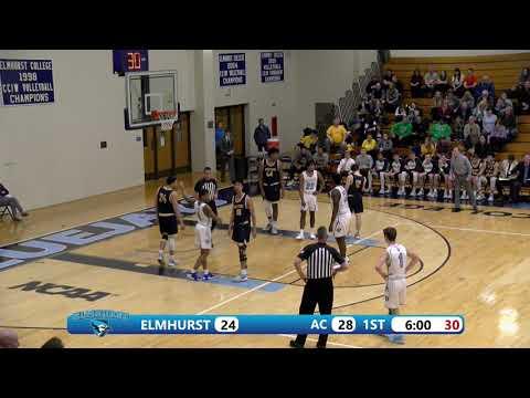 Elmhurst College Live Stream