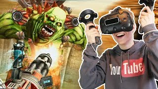 THE WHOLE THING WAS JUST A VIRTUAL REALITY EXPERIENCE?! | Drop Dead VR (HTC Vive Gameplay) #3