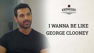 John Abraham wants to be like George Clooney