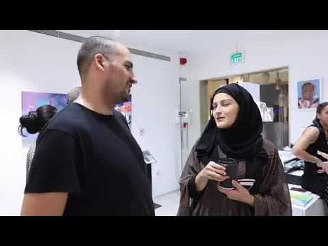 DXB to Somaal Charity Exhibition with Emirates Red Crescent