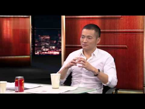 20140924 锵锵三人行 喻恩泰:停留在吕秀才令人痛苦