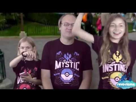Le Revo-Rama teste Pokémon Go Plus à Disneyland Paris à l'occasion d'Halloween !