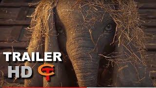 Disney's DUMBO Movie Trailer (2018)