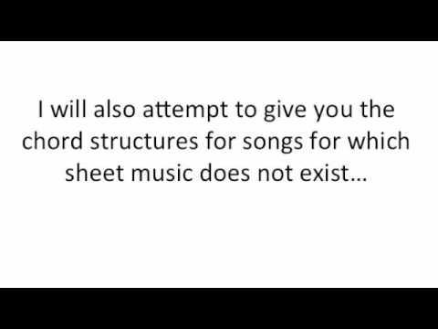Convert music to sheet music