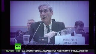 CrossTalk Bullhorns On Mueller Report Z LCH