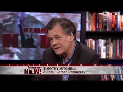 "Timothy Mitchell on ""McJihad"" and U.S-Taliban Talks to Build Oil Pipeline Pre-9/11"