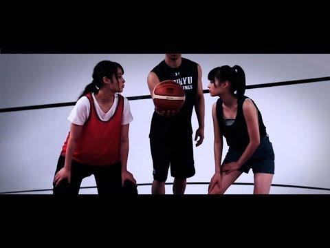 広瀬アリス&すず姉妹、バスケで真剣対決