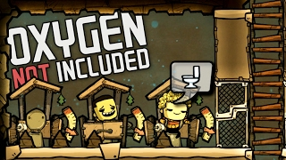 Oxygen Not Included!  Ep. 1 - RimWorld Meets Terraria! - Let's Play Oxygen Not Included Gameplay