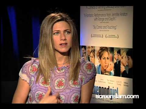The Good Girl: Jennifer Aniston Interview (08/07/2002)