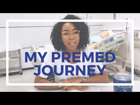 My Nontraditional Premed Journey To Medical School