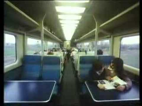 AWAYDAY - Jimmy Savile British Rail commercial 1981
