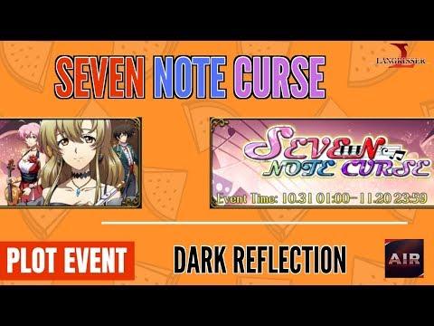 Langrisser M - Seven Note Curse - Plot Event - Dark Reflection |