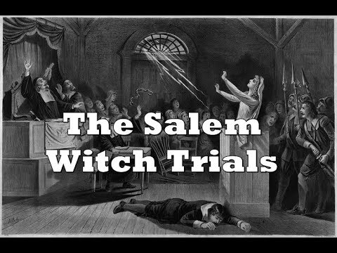History Brief: The Salem Witch Trials