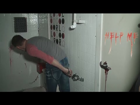 Handcuffed in a room with 1 hour to escape!