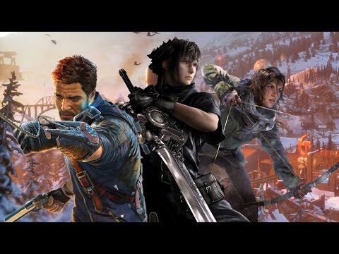Square Enix Press Conference - E3 2015