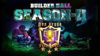 Clash of Clans Builder Hall ALL STARS Tournament! Season 2!