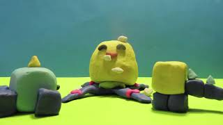"""Bouncy Buddy y sus amigos - Ep.3 """"El gordo"""""""