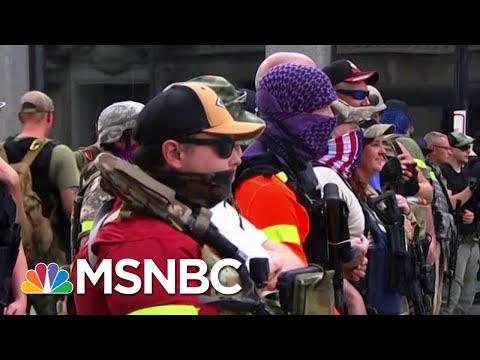 Armed U.S. 'Militia'