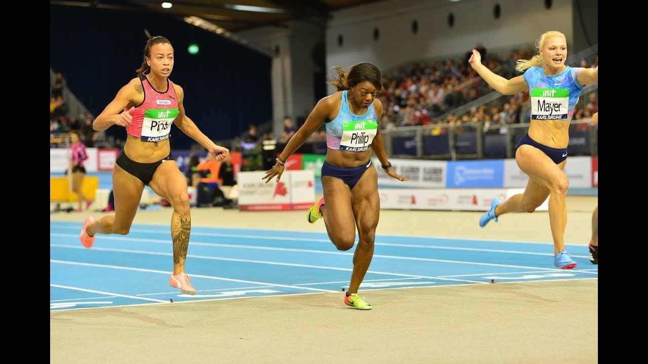 IAAF World Indoor Tour Karlsruhe Preview