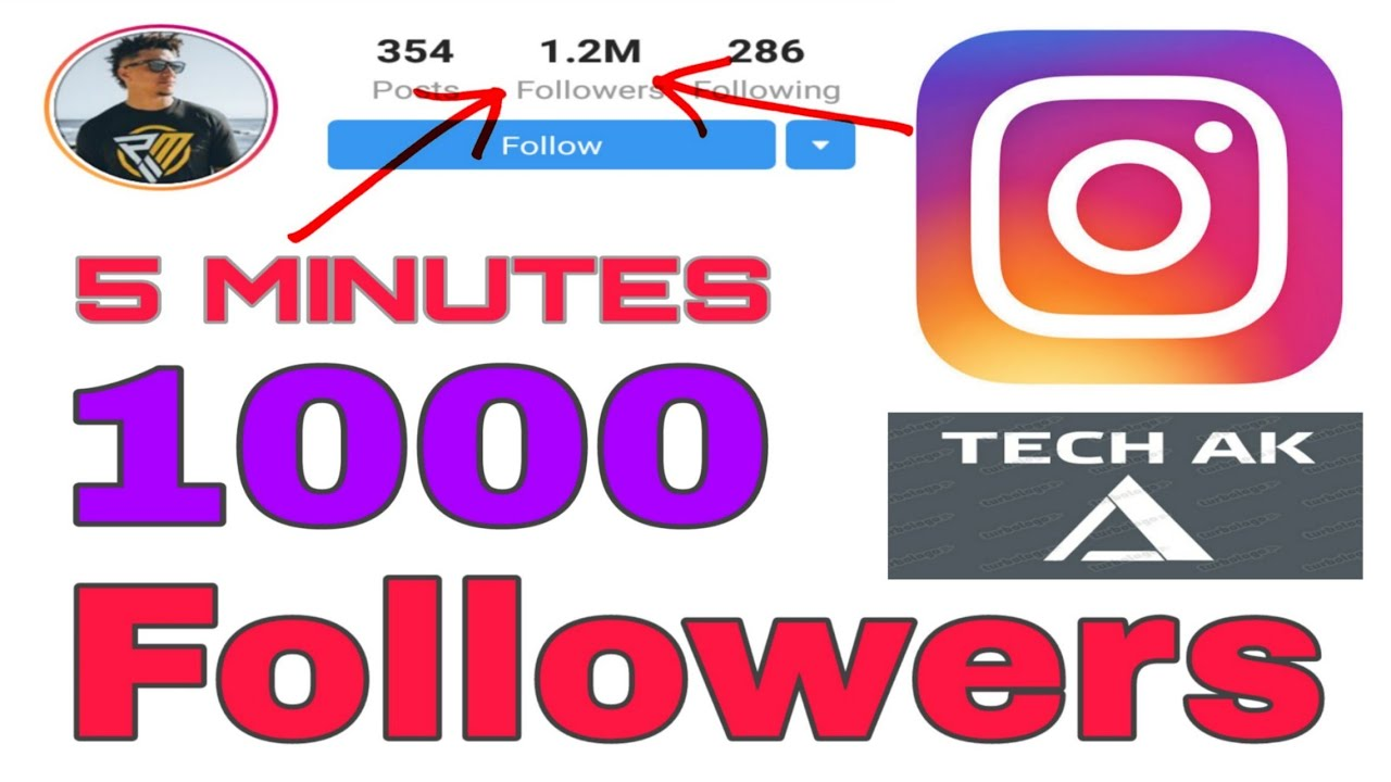How to get real instagram followers 2020 best site