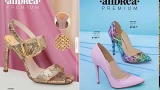 NUEVO catalogo de calzado ANDREA verano 2020