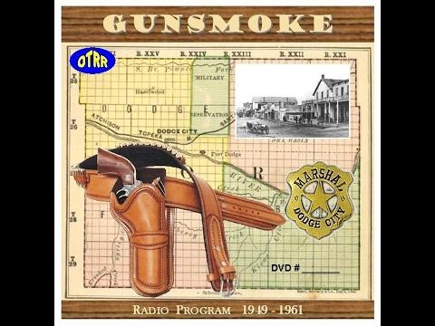 Gunsmoke - Twelfth Night (December 22 broadcast pre-empted) (Virginia Gregg)(reused script)