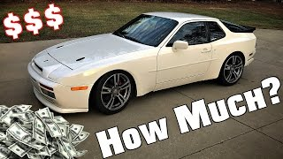 How Much Did My LS Swapped Porsche Cost??