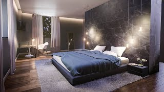 Create a Modern Bedroom in Blender in 35 Minutes