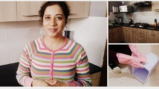 Best Tips To Keep Your Kitchen Always Clean|| Indian Kitchen Cleaning Tips