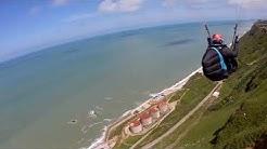 Vol avec la Skykighter 4 Octeville sur mer
