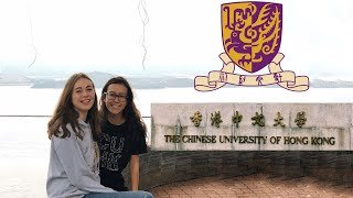 Study Abroad Day in my Life: Chinese University of Hong Kong 香港中文大學