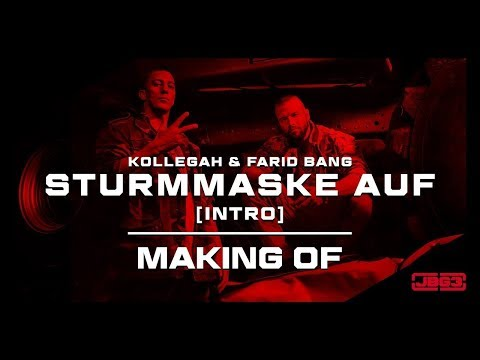 Kollegah & Farid Bang ✖️ MAKING OF: STURMMASKE AUF ✖️
