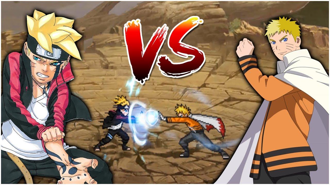 Boruto VS Naruto - Bleach Vs Naruto 3.3 (Modded) - YouTube