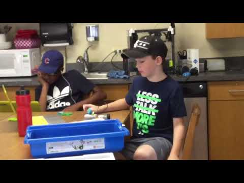 Summer Robotics 2018 Day One
