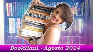 BookHaul | Agosto 2014 - Juliana Zapata
