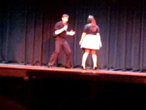 Mr. AT 2009 One Semester of Spanish love song.