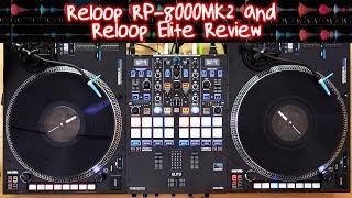 reloop RP-8000Mk2 Turntable & Elite Mixer Review