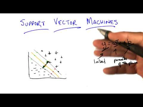 Support Vector Machine - Georgia Tech - Machine Learning